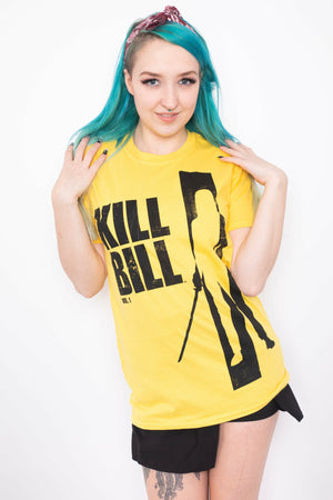 KILL BILL : The Bride T-Shirt