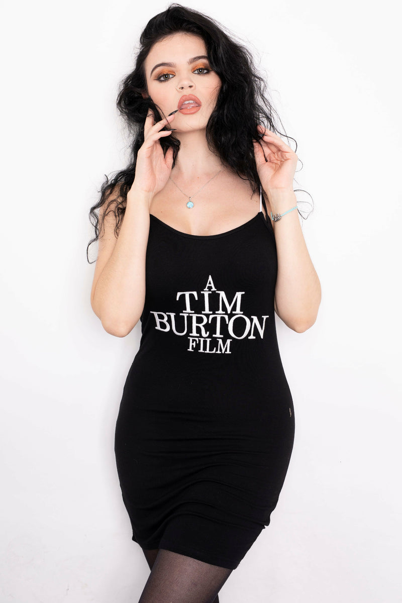 A Tim Burton Film Bodycon Dress