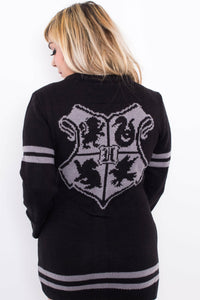 Harry Potter : Hogwarts Crest Cardigan