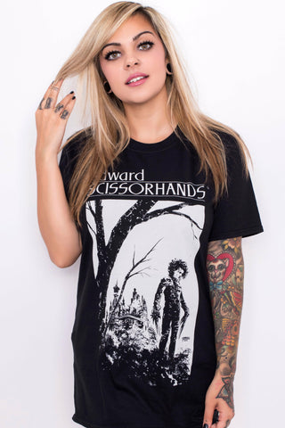 BEETLEJUICE : Faded T-Shirt
