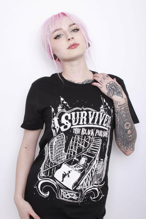 I Survived The Black Parade T-Shirt