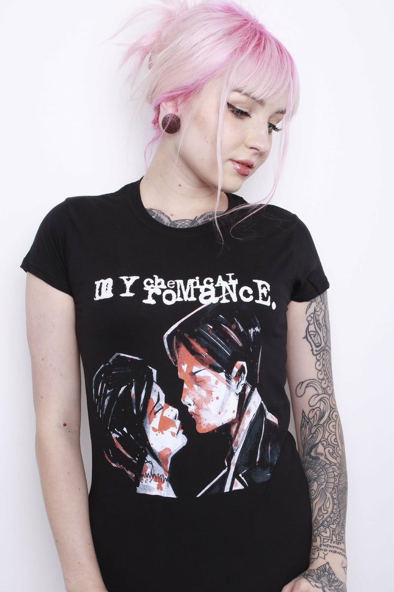 My Chemical Romance Three Cheers For Sweet Revenge T-Shirt
