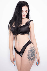 Fallen Angel Lingerie Set