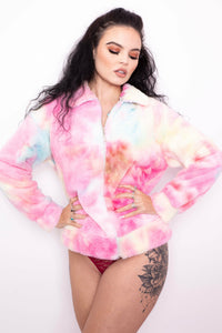 Rainbow Teddy Bear Jacket
