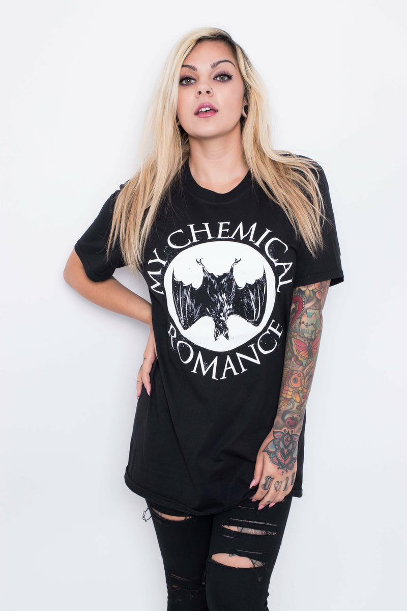 My Chemical Romance BAT T-Shirt
