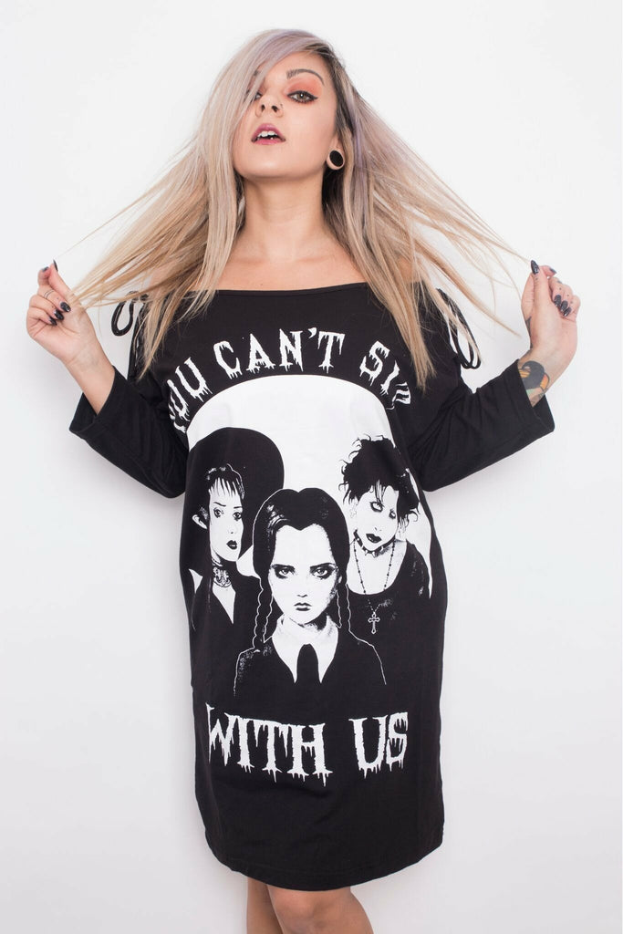 You Can't Sit With Us Sweater