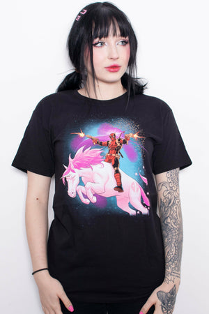 Deadpool : Unicorn T-Shirt