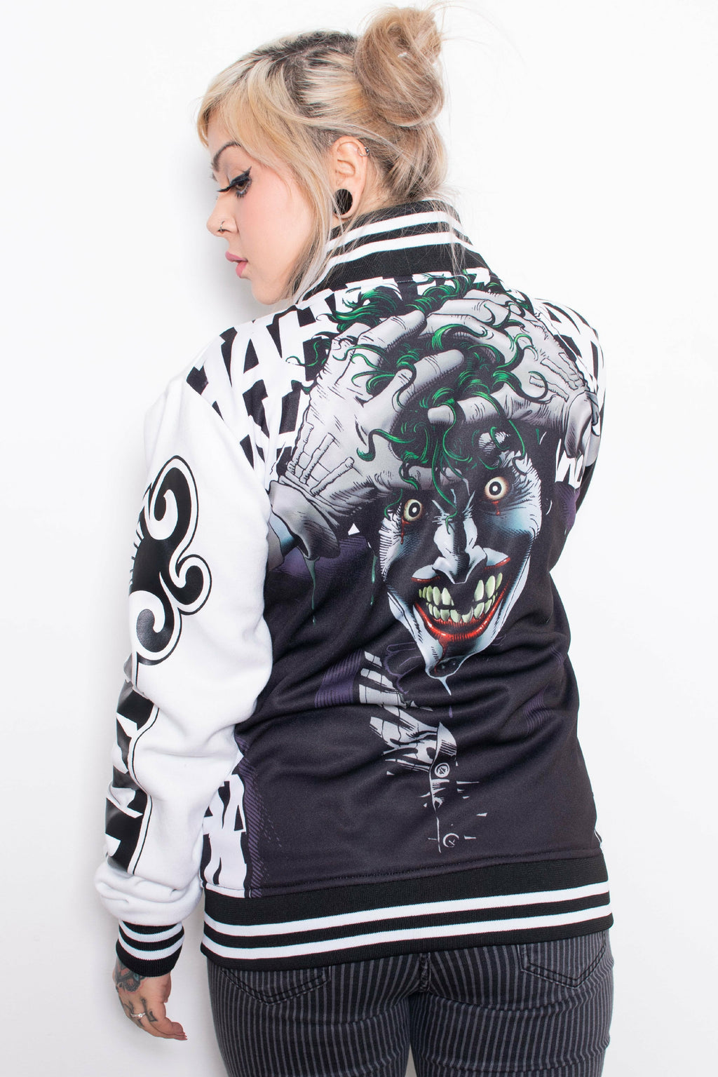 The Killing Joke Varsity Jacket