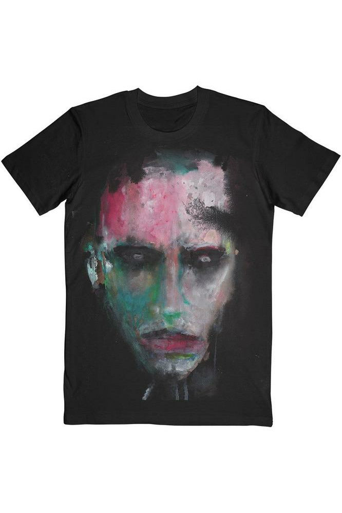 Marilyn Manson : We Are Chaos T-Shirt (WITH BACKPRINT)
