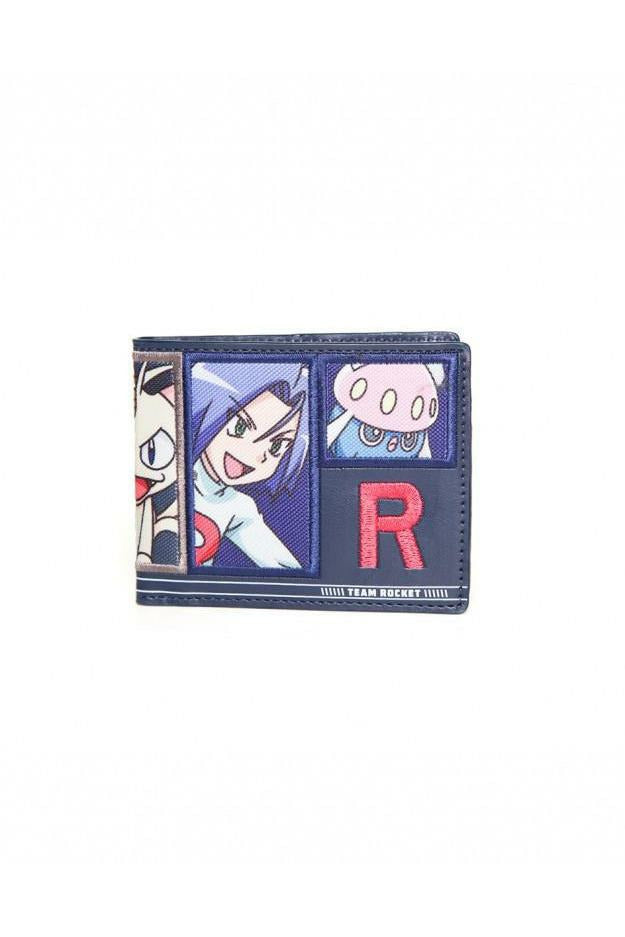 Team Rocket Wallet