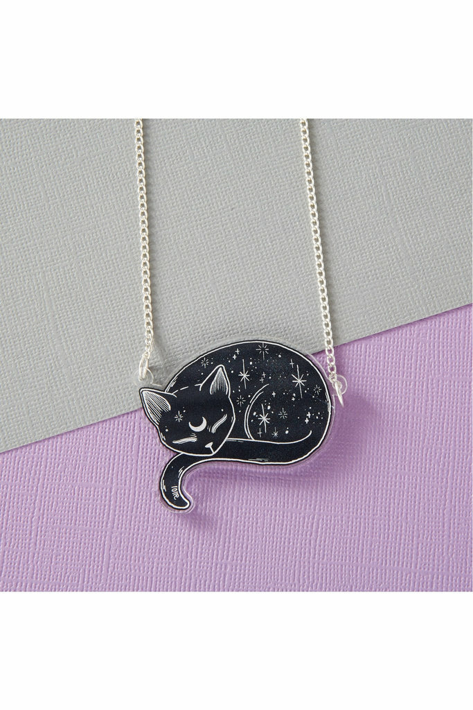 Mystical Cat Necklace