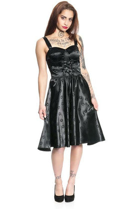 The Nightmare Before Christmas Black Dress