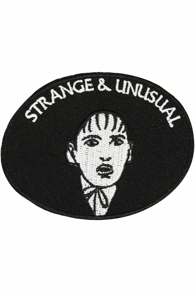 Strange and Unusual Patch
