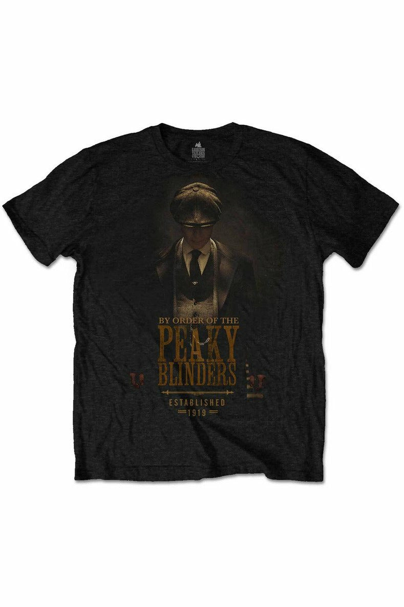Peaky Blinders : Tommy Shelby T-Shirt