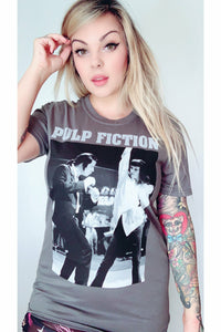 PULP FICTION : DANCE OFF T-SHIRT