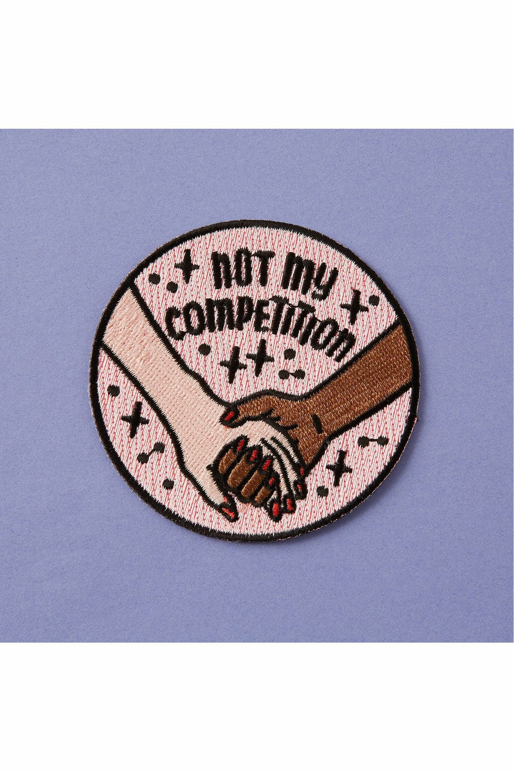 Not My Competition Patch