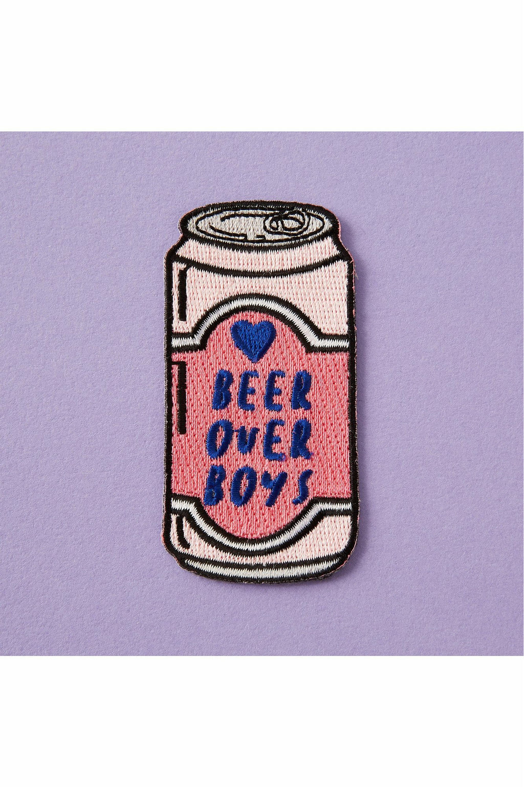 Beer Over Boys Patch