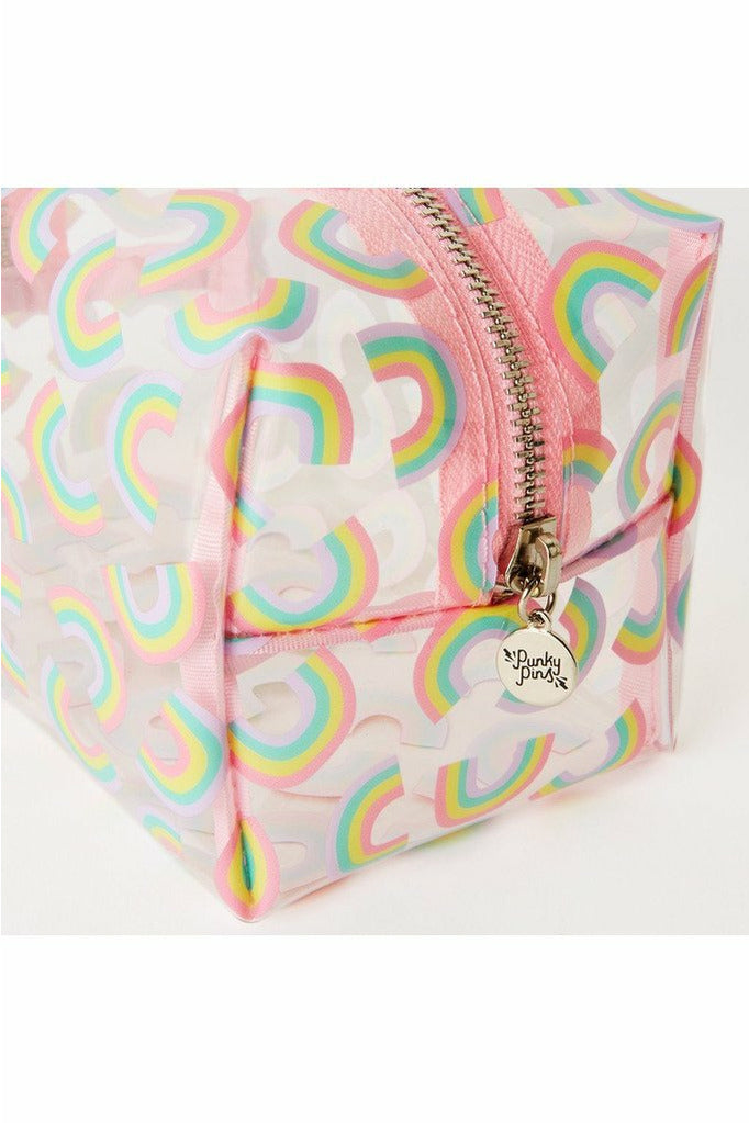 Rainbow Make Up Bag