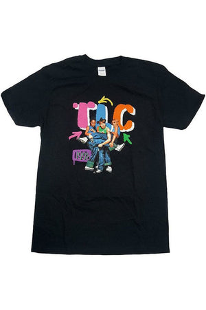 TLC : Kicking Group T-Shirt