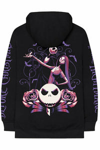 The Nightmare Before Christmas : Jack and Sally Hoodie