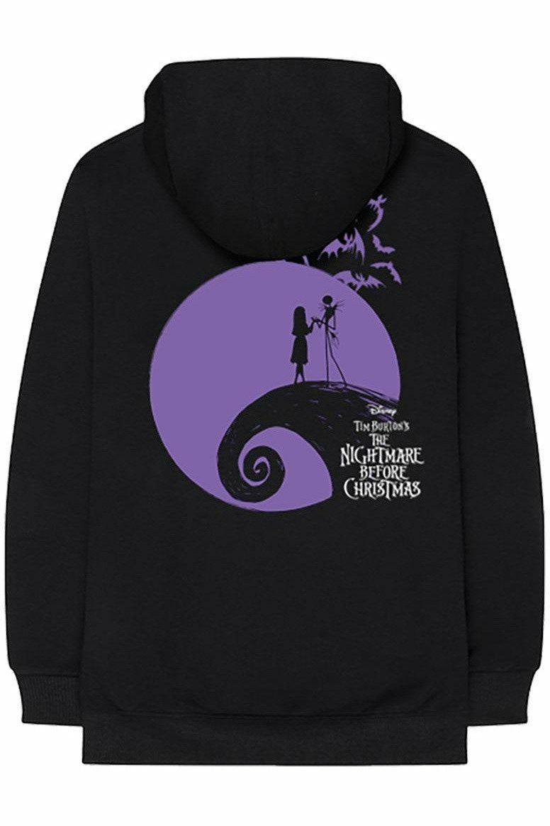 The Nightmare Before Christmas : Moonlight Hoodie