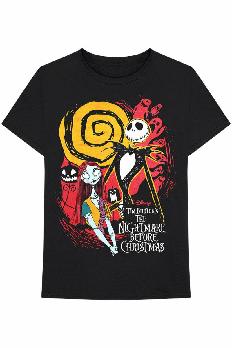 Nightmare Before Christmas : Ghosts T-Shirt