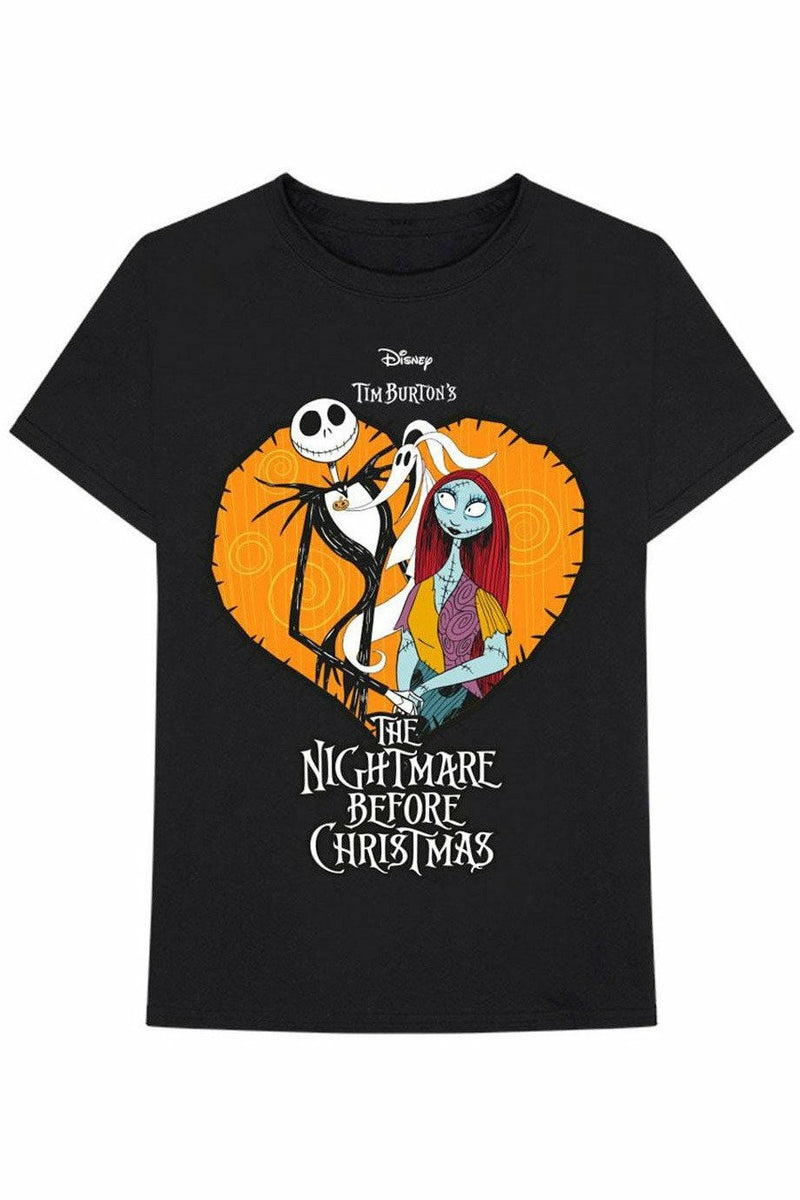 Nightmare Before Christmas : Heart T-Shirt
