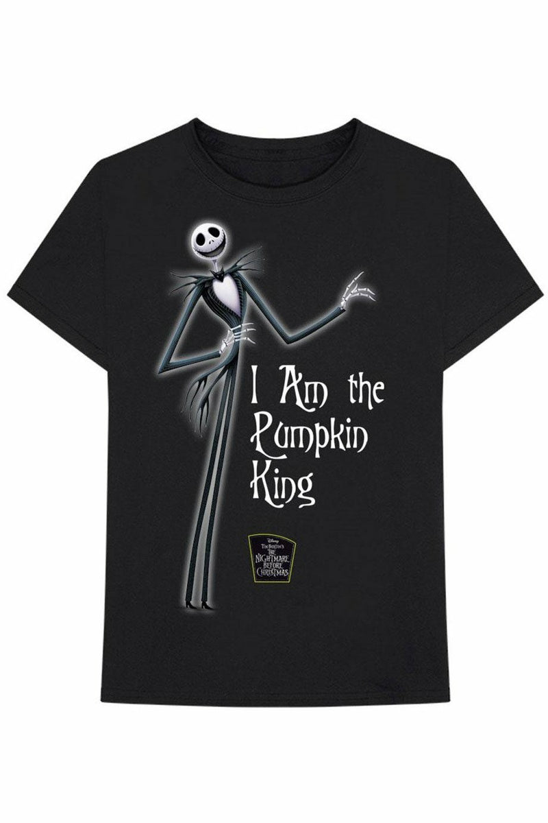 Nightmare Before Christmas : The Pumpkin King T-Shirt