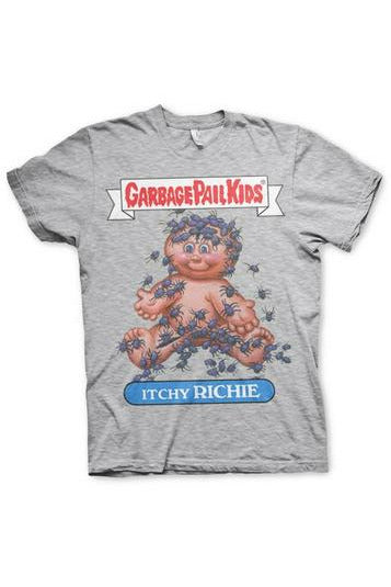 GARBAGE PAIL KIDS : Itchy Richie T-Shirt