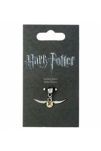 Harry Potter Charm Golden Snitch (Silver Plated) - Soft Kitty Clothing