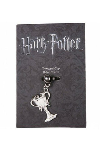 Harry Potter Slider Charm Leather Bracelet