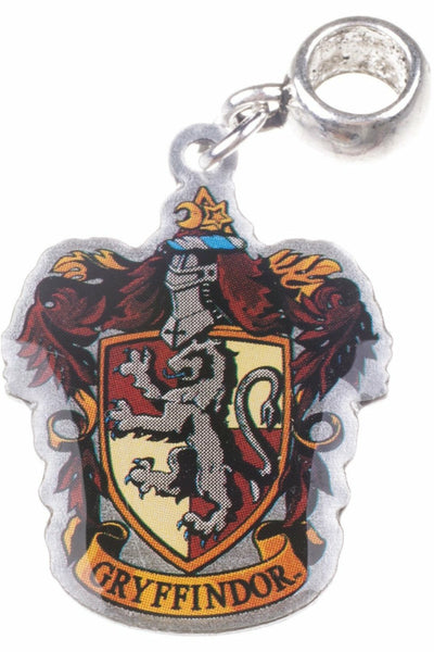 Harry Potter Charm Gryffindor Crest (Silver Plated)