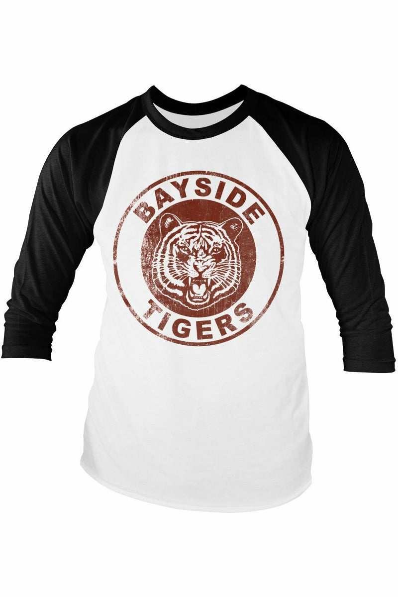 SAVED BY THE BELL : Bayside Tigers Baseball Top
