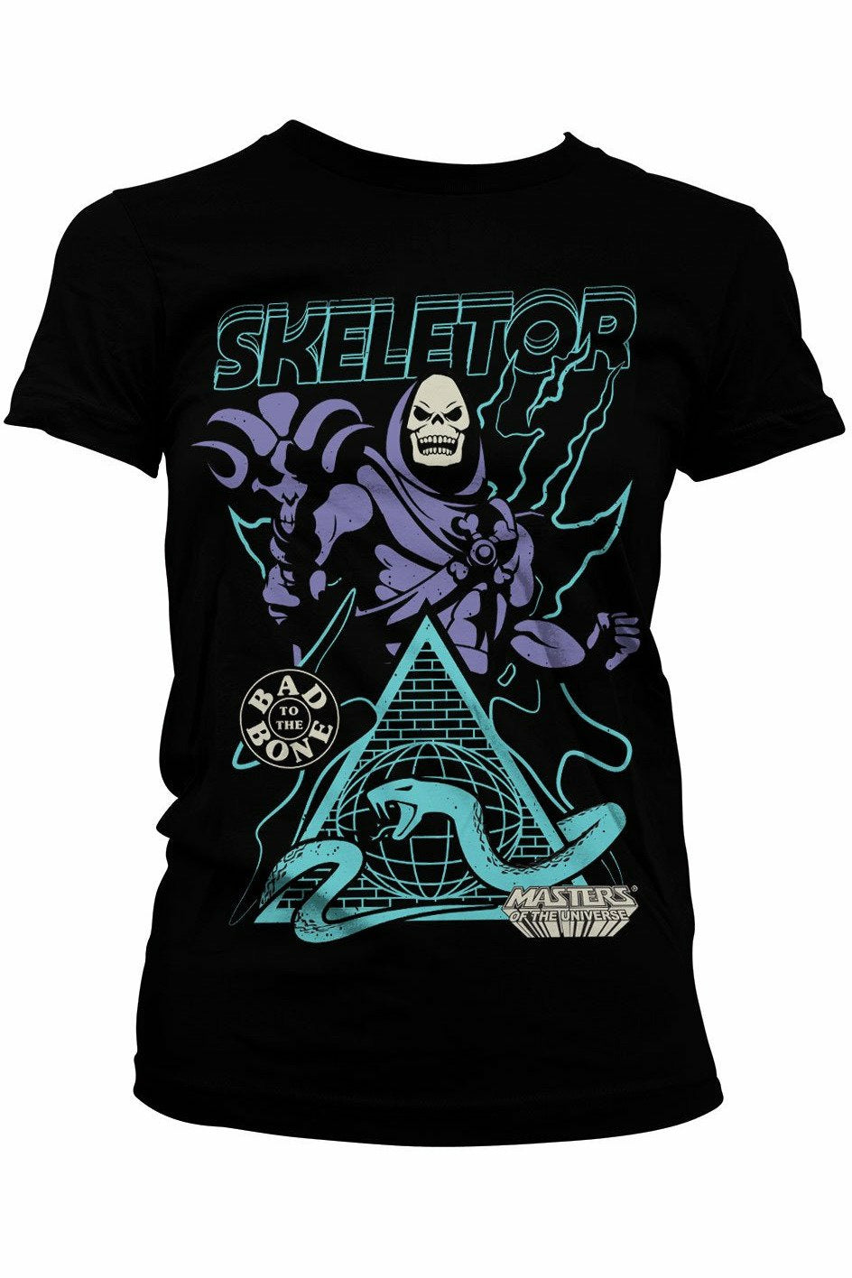 MASTERS OF THE UNIVERSE : Skeletor T-Shirt