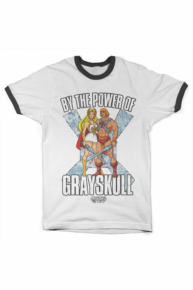 Masters of The Universe : Power of Grayskull T-Shirt