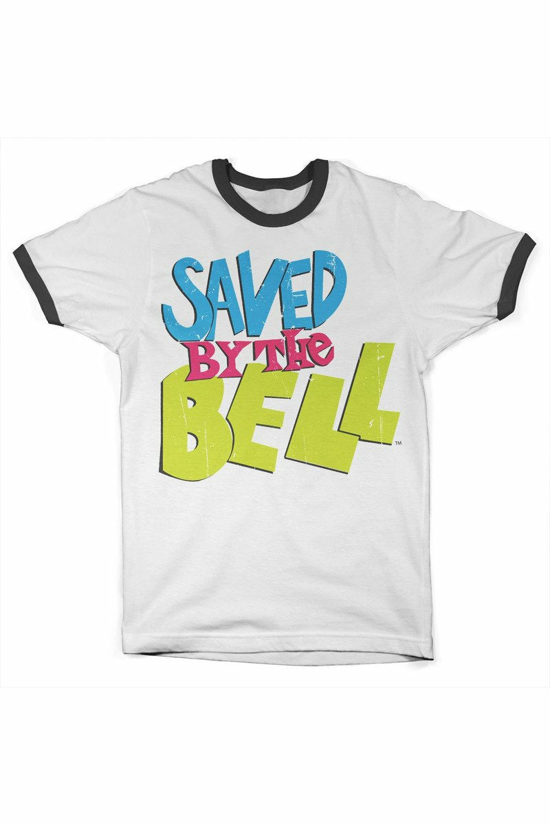 Saved By The Bell Logo T-Shirt