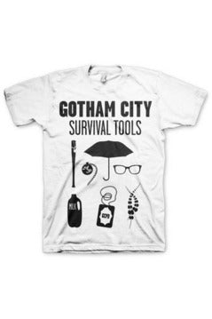 Gotham City Survival Tools