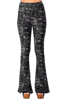 Celestial Bell Bottom Pants