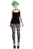 Pentagram Planchette Leggings