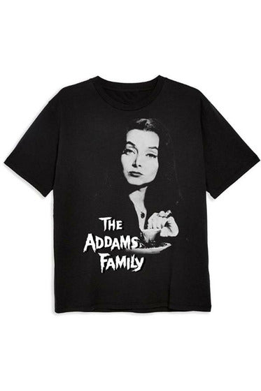The Addams Family : Morticia Addams T-Shirt