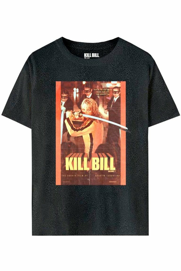 KILL BILL : Movie Poster T-Shirt