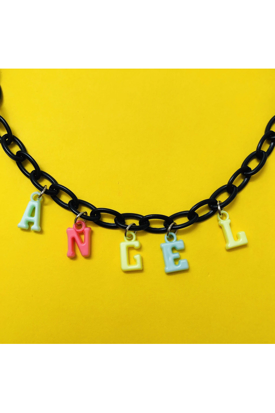 Angel Pastel Necklace