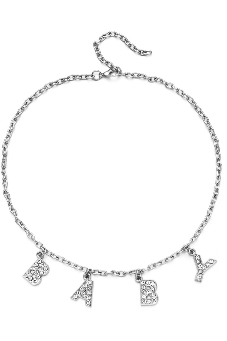 Baby Diamante Necklace