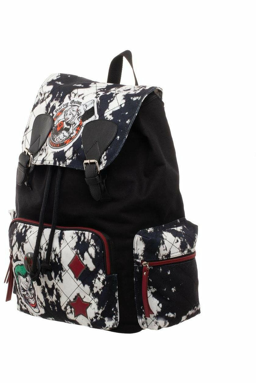 Harley Quinn + The Joker Rucksack