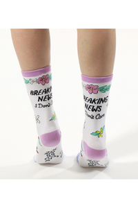 BREAKING NEWS Socks