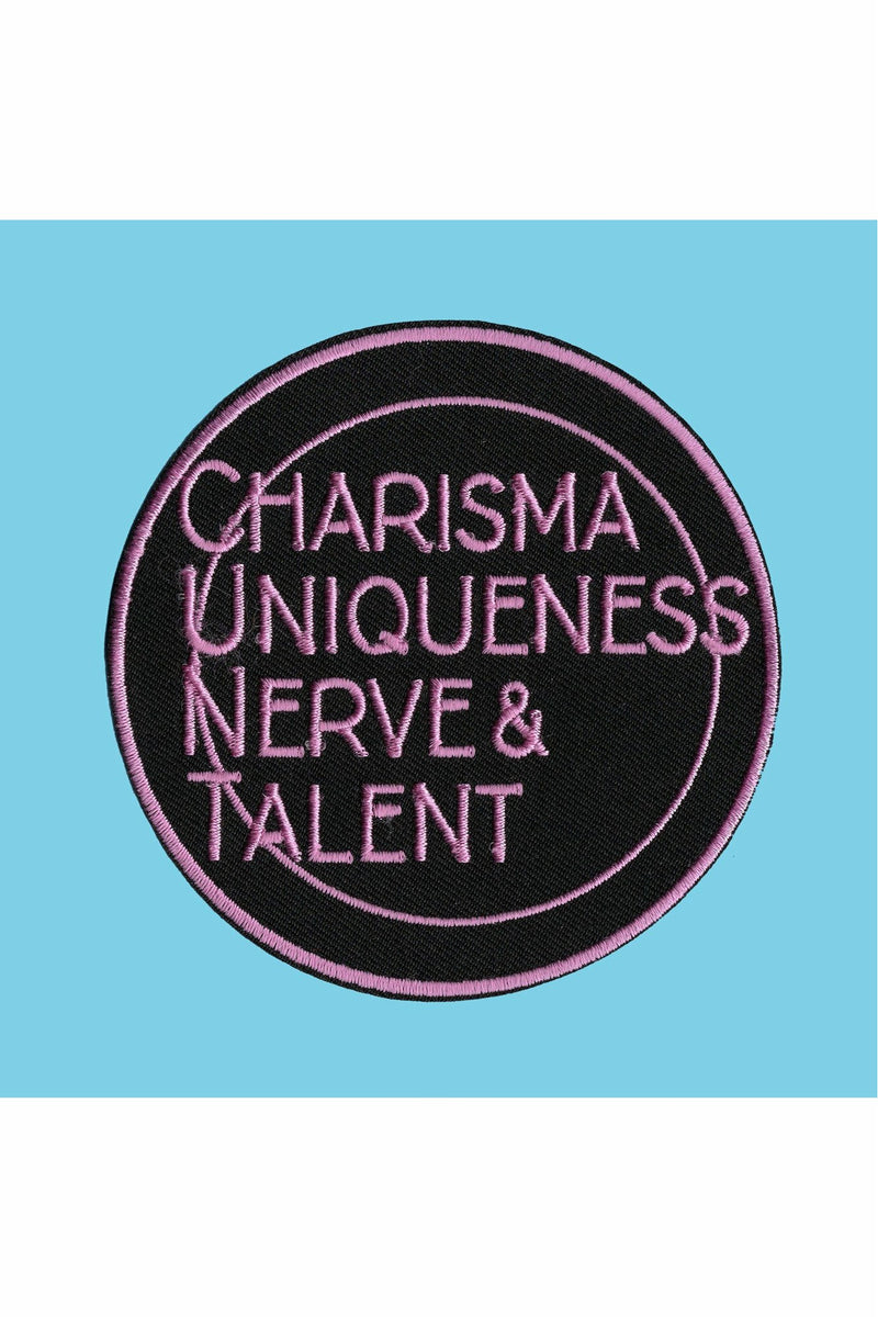 Charisma, Uniqueness, Nerve & Talent Patch