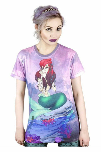 Under The Sea Boyfriend Tee