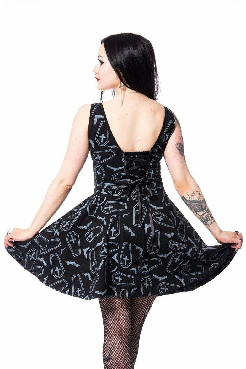 Crypt Coffin Dress
