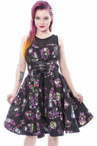 Voodoo Curse Dress