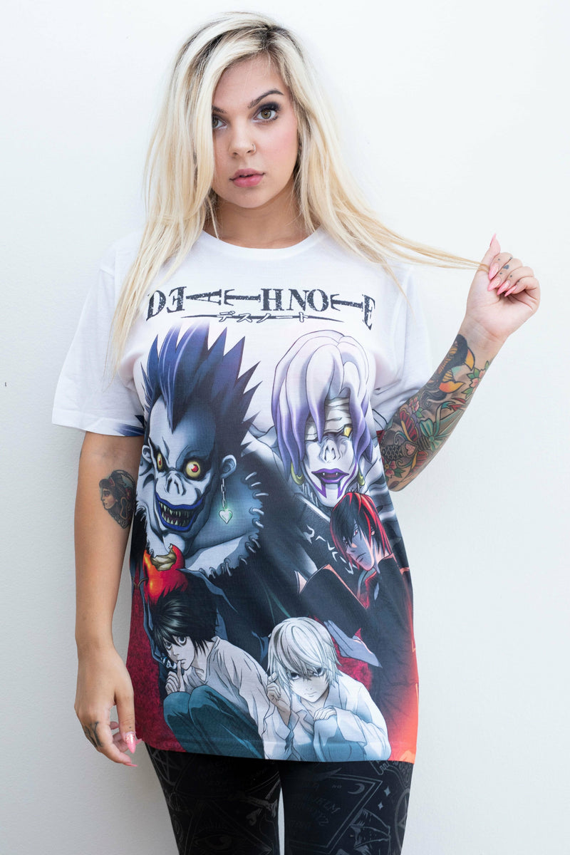 DEATH NOTE : THE EVIL BEHIND T-Shirt